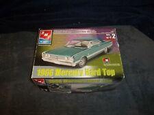 Vintage AMT 1966 Mercury Hard Top Street Customs Unbuilt Sealed in Bags 1/25