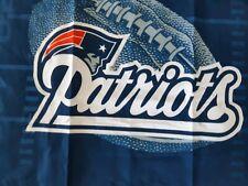 NWOT NFL New England PATRIOTS standard pillow sham Northwest Company