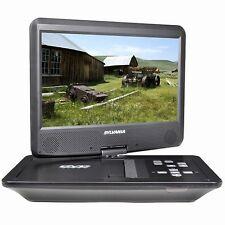 "Sylvania SDVD1048 Portable DVD Player - 10"" Display - 1024 x 600"