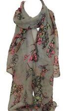 Écharpes et châles étoles à motif Floral polyester pour femme