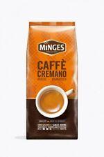 Minges Caffé Cremano.. 8 x 1.000g ganze Bohne. Deutsche Ware inkl MwSt. u Spende