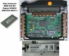 BMW Chip Tuned File 7100rpm E36 M52 S52 2.0 2.5 2.8 3.2 MS41.1 MS41.0