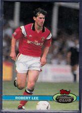TOPPS 1992 STADIUM CLUB-#127-CHARLTON ATHLETIC-ROBERT LEE