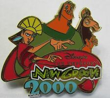 Disney 100 Years of Dreams #28 The Emperor's New Groove Pin