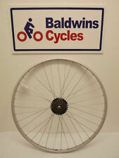 Wheels and Wheelsets for Road Bikes-Touring with 6 Speeds