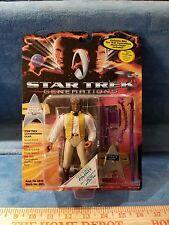 "1994 Star Trek Tng Playmates 5"" lt. cmdr Worf 19th Century Figure - New"