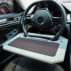 Car Tray for Eating Steering Wheel Tray Truck Steering Wheel Desk Steering Wheel