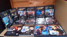 JAMES BOND 2 DISC DVD SET ULTIMATE EDTION CLASSICS 007 SEAN CONNERLY ROGER MOORE