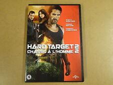 DVD / HARD TARGET 2 / CHASSE A L'HOMME 2 ( SCOTT ADKINS, RHONA MITRA... )