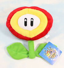 Super Mario Plush Doll Figure Fire Flower Soft Toy Xmas Gift#A
