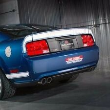 2005-2009 Saleen Ford Mustang Dan Gurney DG Rear Ducktail Spoiler for GT, V6, LX