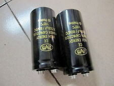 2 X NOVER CE 22000uF 80V 105C POWER ELECTROLYTIC CAPACITOR