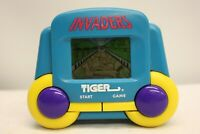 TIGER INVADERS LCD HANDHELD ELECTRONIC GAME 1990's VINTAGE