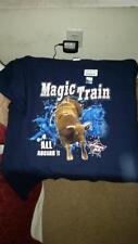 PBR    Professional Bull Riders  MAGIC TRAIN  T SHIRT!
