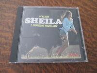 cd album sheila 1er album 7 chansons nouvelles