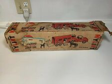 Nylint Horse Van No 6300 Box Only