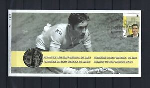 [LG19226] Belgium N°4043 Cycling NUMISLETTER SUPERB