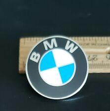 BMW CAR AUTOMOBILE  LAPEL HAT PIN BADGE 1 1/4 inch