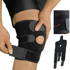 Wrap Around Knee Brace Support Adjustable Knee Open Patella Compression Brace