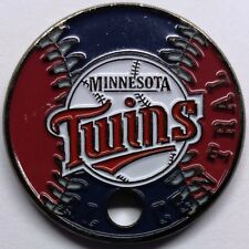 Minnesota Twins Pathtag Coin MLB Series Only 100 Complete Sets Made!