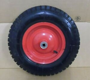 REPLACEMENT WHEEL; 60 LITRE TRAILED SPRAYER  4.8 / 4.00 - 8 TYRE