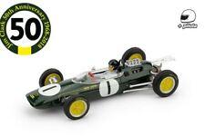 Lotus 25 - Jim Clark - 1st Belgium GP 1963 #1 - Brumm + pilot