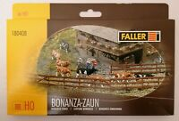 Faller - HO Gauge - 180408 - Bonanza Fence - Bonanza-Zaun