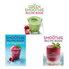 The Smoothie Recipe Book, The Smoothie Recipe Book for Beginners & Green Smoothi