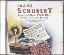 Schubert - Sinfonia N. 8 L' Incompiuta/No. 4 Tragica Ricordi Orizzonte Cd Nuovo