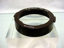 Tokina 62mm Clip-on Lens Hood | Fits RMC II 28-70mm f/4 | $23 |