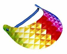 The Incredible Sunvisor Assorted Novelty Patterns Perfect for Summer! Made in Th