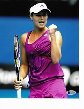 TENNIS HOTTIE ANA IVANOVIC signed autographed 8x10 PHOTO BECKETT COA (BAS) RARE