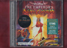 THE EMPEROR'S NEW GROOVE WALT DISNEY OST COLONNA SONORA CD NUOVO SIGILLATO