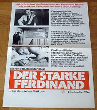 STARKE FERDINAND (15 Kinoaushangfotos + 1 Kleinplakat '76) - HEINZ SCHUBERT