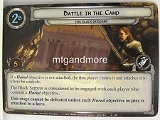Lord of the Rings LCG - #107 Battle in the Camp - The Black Serpent
