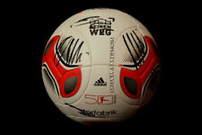 Adidas Torfabrik Geh Deinen Weg Soccer Football Match Used Ball Omb Eintracht Fr