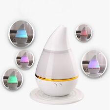 Hot Lámpara Led Humidificador De Aire ultransmit vapor Aroma Difusor Purificador