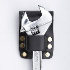 Adjustable Spanner - Handmade Leather Scaffold Spanner Tool Belt Holder