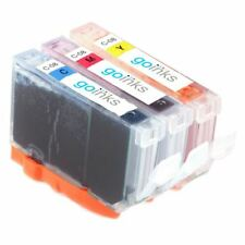 3 C/M/Y Ink Cartridges for Canon PIXMA iP3300 iP5200 iX4000 MP530 MP800R MP970