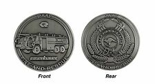 RAAF Fire and Rescue Panther Challenge Coin - 45mm