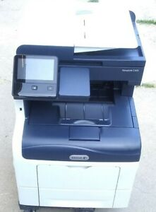 Xerox VersaLink C405DN Color Multifunction Printer Only 7K Prints/Copies Total
