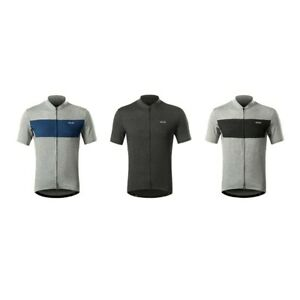 Shirt Tops Training Bike Zipped Breathable Clothing Cycling Exercise Jersey MTB