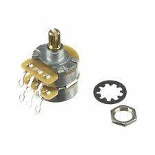 Fender 099-0847-000 dual 500k/250k Split Shaft Potentiometer