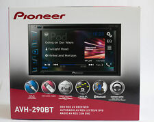 "Pioneer AVH-290BT Double Din Bluetooth InDash Receiver, 6.2"" Touchscreen Display"