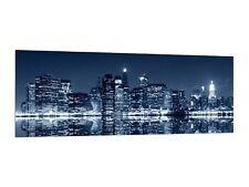 Glasbilder Wandbilder 125 X 50cm NEW York Ag312502305