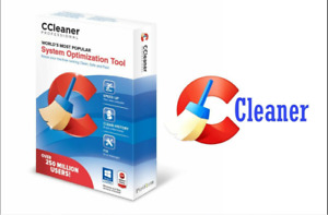 CCleaner Professional - Lifetime License - Pre-enabled