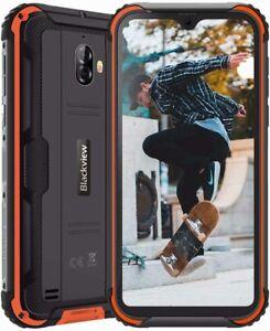 """5.7"""" Blackview BV5900 Rugged Phone IP69 Waterproof 3GB 32GB 5580mAh Smartphone"""