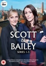 Scott and Bailey Season 1 2 3 4 5 Series One to Five & New Region 4 DVD