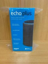Amazon Echo Plus (2nd Generation) Smart Speaker - Heather Grey RO 121680