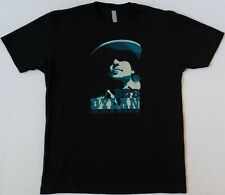 BOB DYLAN and His Band Live In Concert Stateside Size Large Black T-Shirt